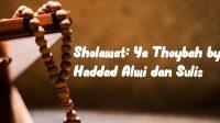 lirik sholawat ya ali yabna abi thalib dan terjemahan